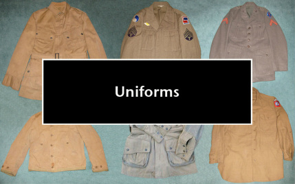 WWII Items For Sale: See original WWII artifacts for sale